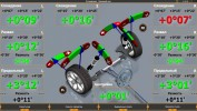 Техно Вектор V 7204 H A стенд сход развал 3D, проездная схема