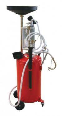 TRG2090 Установка для откачки масла с предкамерой и сливной воронкой
