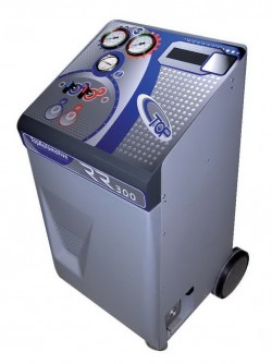 TopAuto-SPIN RR300 Автоматическая установка для заправки кондиционеров