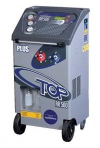 TopAuto-SPIN RR500-1234PlusPR Автоматическая установка для заправки кондиционеров