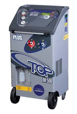 TopAuto-SPIN RR500-1234Plus Автоматическая установка для заправки кондиционеров