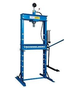 Trommelberg SD100803B Пресс гидравлический напольный, 12 т