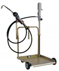 Trommelberg UZM12990 Комплект для маслораздачи с насосом и тележкой