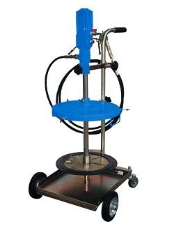 Trommelberg UZM2060 Солидолонагнетатель мобильный для бочек 50-60 кг
