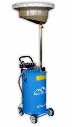 Trommelberg UZM70 Установка для слива отработанного масла