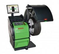 Bosch WBE 4440 S10 Автоматический балансировочный станок с ЖК-монитором