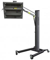 WiederKraft WDK-3CH инфракрасная сушка мобильная на пантографной стойке