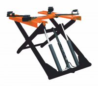 WiederKraft WDK-503 Подъемник ножничный мобильный 3.0 т
