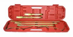 WiederKraft WDK-65039 Набор рихтовочных монтажных лопаток