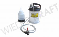 WDK-65217 Пневматическая установка для полной замены тормозной жидкости