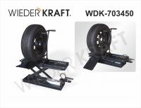 WiederKraft WDK-703450 Пневматический лифт для балансировочного станка
