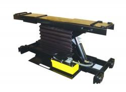 WiederKraft WDK-80020 Траверса с пневмогидравлическим приводом, 2 т