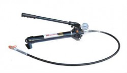 Wiederkraft WDK-84301 Насос гидравлический с манометром