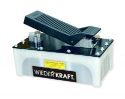 WiederKraft WDK-85100 Пневмогидравлический насос (педаль управления)