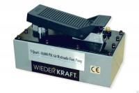WiederKraft WDK-85103 Пневмогидравлический насос (педаль управления)