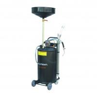 WDK-89280 Установка для сбора масла пневматическая мобильная WiederKraft