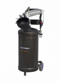 WDK-89400 Система раздачи масла передвижная с ручным приводом WiederKraft