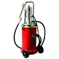 WiederKraft WDK-89530 Нагнетатель консистентной смазки с пневмоприводом