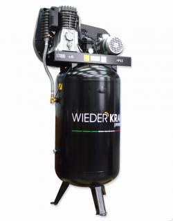 WiederKraft WDK-91554 компрессор поршневой с вертикальным ресивером, 380В
