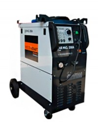 WiederKraft WDK-990438 Al-Fe сварочный аппарат полуавтоматический