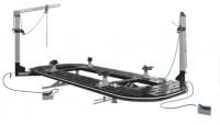 WiederKraft KRAFTER Стапель платформенный с подъемником