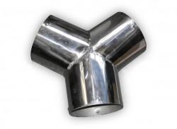Trommelberg Y-образный разветвитель 76мм-76мм