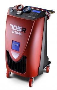 TEXA KONFORT 705R Автоматическая установка для заправки кондиционеров