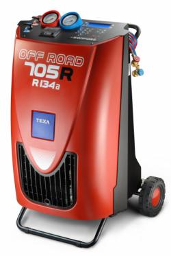 TEXA KONFORT 705R OFF ROAD Автоматическая установка для заправки кондиционеров