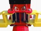 Atis А255M (PEAK 212) Подъемник электрогидравлический с нижней синхронизацией, 5,5 т