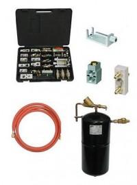 Теха Flushing kit ACKF01 Набор для промывки системы кондиционирования авто