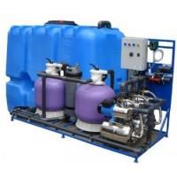 АРОС 10 Система очистки воды на 10-моечный пост с дозирующим насосом