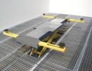 Atis GL1001 Подъемник ножничный заглубляемый, 3,2 т