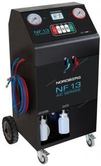 NORDBERG NF13 Установка для заправки кондиционеров автоматическая