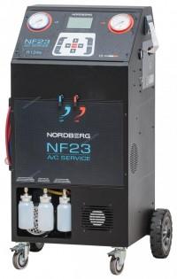 NORDBERG NF23 Установка для заправки кондиционеров автоматическая