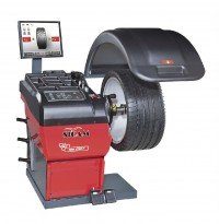 Sicam SBMV760AWLP Балансировочный станок автоматический, с пневмоприжимом