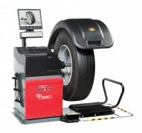 Sicam SBMV955 Балансировочный станок компьютерный для грузового транспорта с ЖК-монитором