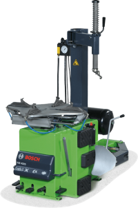 """Bosch TCE 4225 Шиномонтажный станок полуавтомат, до 23"""", взрывная подкачка"""
