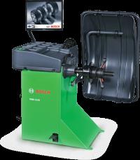Bosch WBE 4140 Балансировочный станок с электронной линейкой и ЖК-монитором