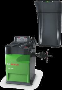 Bosch WBE 4200 Балансировочный станок со светодиодным дисплеем