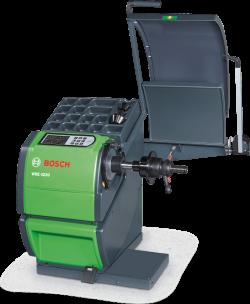 Bosch WBE 4235 Балансировочный станок с индикаторным дисплеем, пневматический зажим