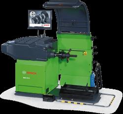 Bosch WBE 4510 Балансировочный станок, полный автомат и диагностика