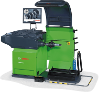 Bosch WBE 4515 Балансировочный станок, полный автомат и диагностика, пневмозажим