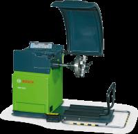 Bosch WBE 5210 Балансировочный станок, автоматический процесс измерения