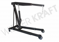 WiederKraft WDK-83203 Кран гаражный гидравлический складной, 3 т