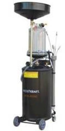 WDK-89380 Установка для сбора и замены масла WiederKraft