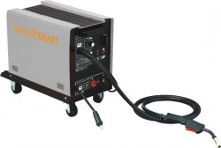 WiederKraft WDK-630038 сварочный аппарат полуавтоматический