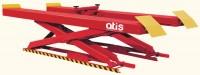 Atis X550 Подъемник ножничный с гладкими платформами, 5,5 т