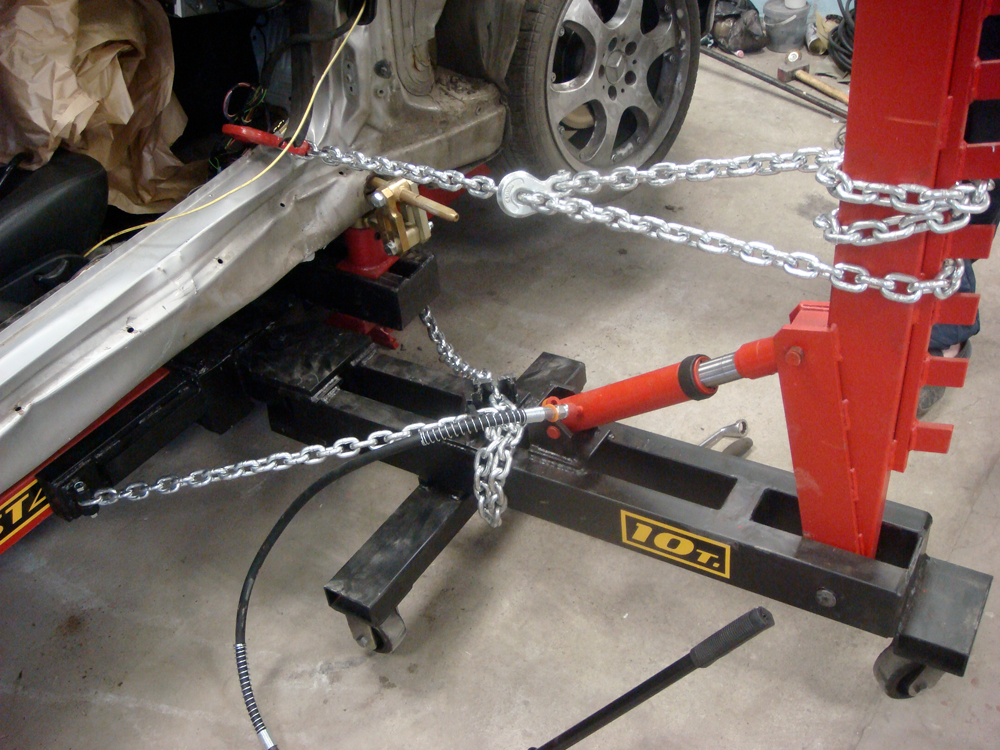 Зажим для кузовного ремонта своими руками 49